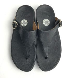 FitFlop The Skinny microwobbleboard flip flops